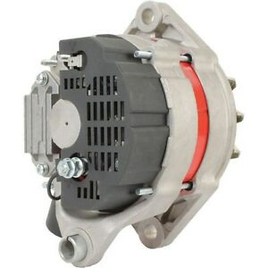 New Alternator Fits Same Solar 50 60 Tractors 1986 1997 63321079 63321428