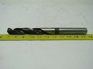 Besly 25644 T102 59 64 Straight Shank Drill Bit 10 1 2 Oal 118 2 Flute
