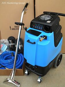 Carpet Cleaning Mytee 1001dx 200 Extractor Wand Hoses Included