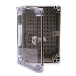 30 20 16cm Ip65 Waterproof Electrical Enclosure Outdoor Plastic Junction Box