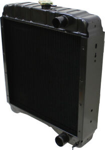 104753a2 Radiator For Case Ih 5120 5130 5140 5220 5230 5240 Tractors