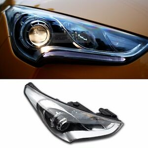 Oem Genuine Parts Projection Head Light Lamp Rh For Hyundai 2011 2017 Veloster