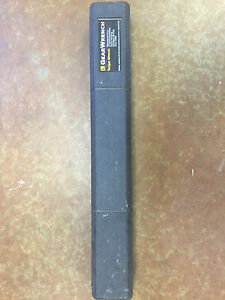 3 8 Micrometer Torque Wrench 10 100 Lbs