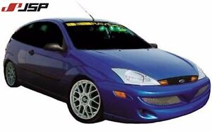 Jsp Ground Effect Body Kit Side Skirts 2000 2004 Ford Focus Zx3 Zx5 Primed S1822