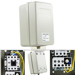 Motor starter switch information on purchasing new and for 3 phase motor starter switch