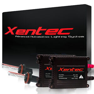 Xentec 35w 55w Slim Hid Kit Xenon Lights For Dodge Ram 1500 2500 3500 Van