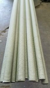 Enduro 1 2 X 8 Ft Fiberglass All Thread Rod Lot Of 10