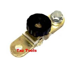 Side Post Battery Terminal Link Quick Cut off Disconnect Master Kill Shut Power
