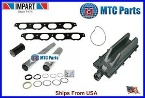 Bmw V8 Collapsible Coolant Transfer Pipe Repair Kit Complete W Mtc Pipe