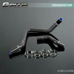 Silicone Radiator Hose Piping Kit For 97 04 Ford Mustang Gt Svt V8 At