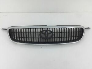 New Jdm Front Mask Grill Grille 01 02 03 04 Zze122 Fit For Corolla Altis 2001 06