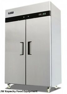 Migali C 2f Reach In Freezer 2 Door