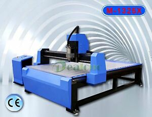 4 8 Feet Engraving cutting Cnc Router M 1325x With 3kw Water Cooling Spindle