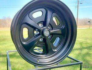 15x7 Magnum Vn501 Ford Mopar Dodge 5 On 4 5 Bp American Racing Matte