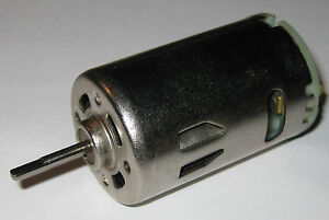 Rs555 Dc Hobby Motor 24 V 8000 Rpm High Torque 555 Size Project Motor