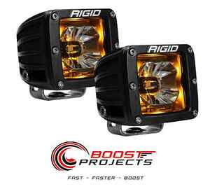 Rigid Industries Rigid Industries Radiance Pod Amber Led Light Kit 20204