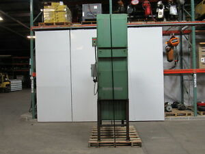 Aercology Fdv 6000 Dust Collector 5 Hp 230 460v 3ph 1750 Rpm Tested