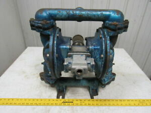 Sandpiper Eb1 1 2 m Type Tb1 1 Air Operated Dual Diaphragm Pump Tested