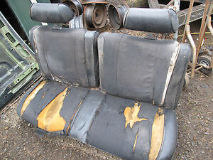 Fairlane Seat In Stock Replacement Auto Auto Parts Ready