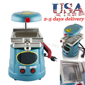 Dental Vacuum Forming Molding Machine Heavy duty Motor Former Heat Thermoforming