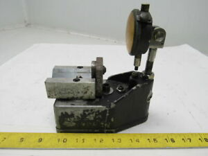 Dow Gage Model 10 Dial Manual Precision Parts Comparator Gauge 005mm Increment