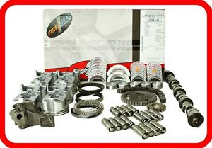 96 02 Chevrolet Gm 350 5 7l Ohv V8 Vortec Master Engine Rebuild Kit