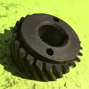 Studebaker Crankshaft Gear Used No Pn Item 4728