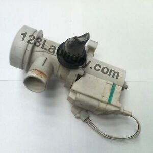 Speed Queen Horizon Frontload Washer Drain Pump 801015 Used
