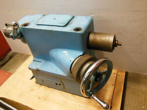 Leblond Lathe Tailstock 2 Speed Quill Feed