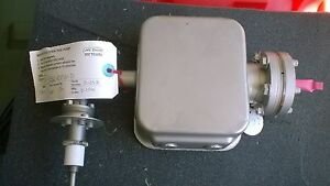Varian Diode Ion Pump 20 L s Angled Feedthroug Uhv Sealed Guaranteed Non doa