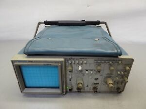 D131094 Tektronix 2220 60 Mhz Digital Storage Oscilloscope