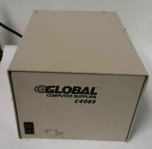 Global Computer Supplies Model C4089 Power Supply