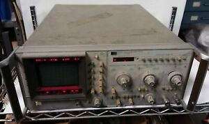 Hp Hewlett Packard Agilent 8565a Spectrum Analyzer