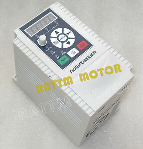 1 5kw 220v 2hp Vfd Variable Frequency Drive Inverter Speed Control Cnc Router