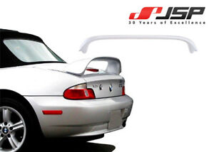 Jsp Rear Wing Spoiler 1996 2002 Bmw Z3 Roadster E36 E37 Primed Oe Style 339025