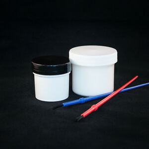 1961 1985 Pontiac T Cameo Ivory 2 Oz Touch Up Clearcoat Kit