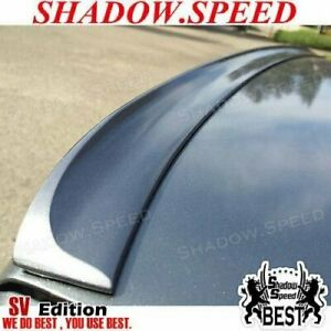 Painted Sv Type Rear Trunk Lip Spoiler Wing For Dodge 2006 2010 Charger Sedan