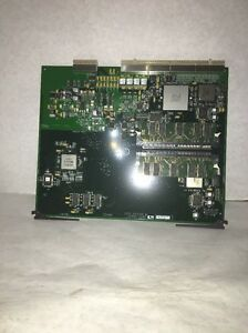 Siemens Antares Ultrasound General Parts P n 10035801 Video Interface Board