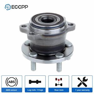Rear Wheel Hub And Bearing Assembly For 05 09 Subaru Legacy Outback