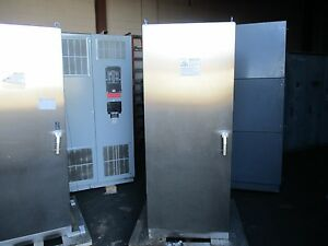 Hoffman Concept Prototype Stainless Steel Enclosure Fs2000 X 800ss New Surplus