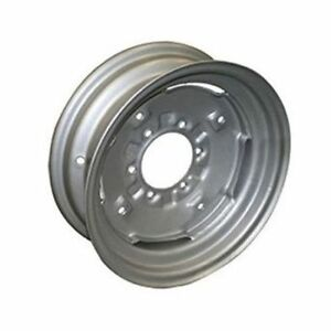 Universal Front Wheel Rim 4 5 X 16 For Mf Tractors 4000 2000 To20 Te20 6 Bolt