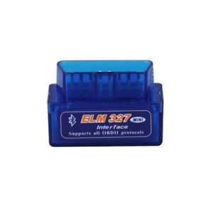 Elm327 Obd2 Code Scanner Bluetooth Adapter V1 5 Diagnostic Interface Fit Android