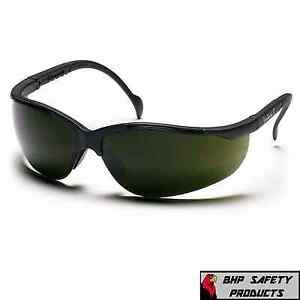 Pyramex Venture Ii Safety Glasses 5 0 Ir Welding Lens Sb1850sf Z87 1 Pair