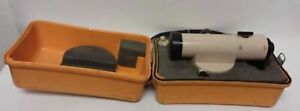 David White Instruments Auto Survey Level Al8 25 With Case Made In Japan