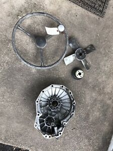 Mitsubishi Satoh Beaver Buck S370 S470 M372 Rh Rear Axle Final Drive Case