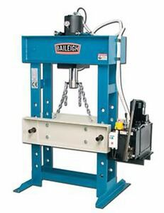 Baileigh Industrial Hsp 66m 66 Ton Electric Hydraulic Shop Press 15 75 Stroke