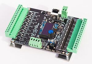 Ethernet I o Control Monitoring Device analog Inputs Relays Solar Wind