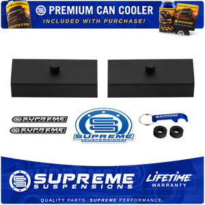 1 Rear Leveling Kit For Dodge Ram Dakota High Strength Steel Lift Blocks Kit