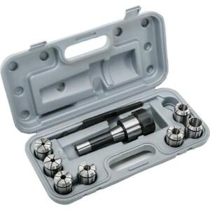 T26688 Grizzly R 8 Quick Change Collet 8 Pc Set