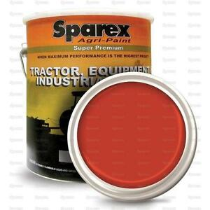 Ford Red 501 601 701 801 901 1958 1962 1 Gallon Enamel Tractor Paint